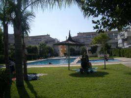Foto 4 Denia, Spanien langzeitmiete ecke apartment Erdgeschoss mit privatem Garten