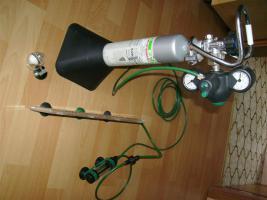 Foto 2 Dennerle CO 2 komplett Anlage-Set 600  für Aquarien