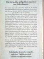 Foto 2 Der Koran Das heilige Buch des Islam