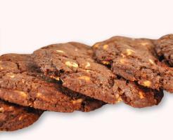 Foto 3 Der Schoko Nuss Tiger Cookies Selektion