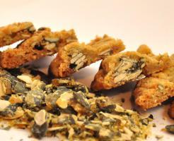 Foto 4 Der Schoko Nuss Tiger Cookies Selektion