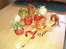 Foto 4 Der individuelle einmalige Christbaumschmuck jede Kugel handgearbeitet