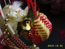 Foto 7 Der individuelle einmalige Christbaumschmuck jede Kugel handgearbeitet