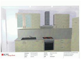 Design Küche (Impulse) mit hochwertigen Geräten - gekauft im April 2010 bei Schaffrath Düsseldorf