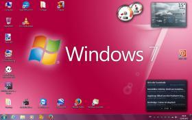 Foto 2 Design PC, QuadCore, Maus, Tastatur alles pink. 1TB HD