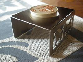 Foto 2 Design-Teelichthalter