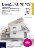 DesignCAD 3D Max V22 Planen & Architektur , Holz-Tischler, Maschinenbau