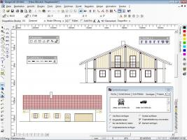 Foto 3 DesignCAD 3D Max V22 Planen & Architektur , Holz-Tischler, Maschinenbau