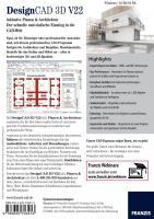 Foto 4 DesignCAD 3D Max V22 Planen & Architektur , Holz-Tischler, Maschinenbau
