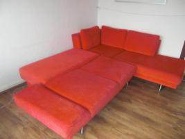 Foto 4 Designer Ecksofa mit Bettfunktion/Bettkasten