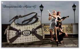 Designer Handtasche Agent G