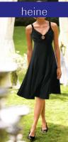 Designer-Kleid schwarz von Ashley Brooke Gr. 38 - OVP - NEU