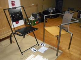 Foto 2 Designer-Stühle von KFF