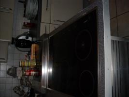 Designküche mit allen Elektrogeräten zum Selbstabbau
