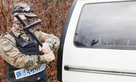 Foto 3 Detektive im Fernsehen. spies sicherheits training im Fernsehen. :Army Coaching in NRW