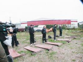 Foto 5 Detektive im Fernsehen. spies sicherheits training im Fernsehen. :Army Coaching in NRW