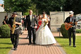 Foto 3 Deutsch-polnische Hochzeitsband Motet