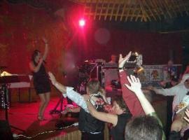 Deutsch polnische Hochzeitsband Tanzband Skyline2000