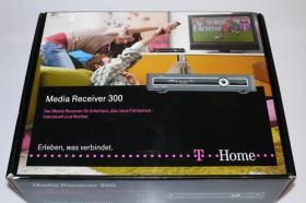 Deutsche Telekom T-Home Media Receiver 300 Digitaler Mu
