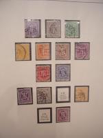 Foto 3 Deutsches Reich, Saar, Gouverment, Danzig, uvm, Briefmarkennachlass