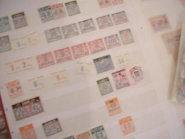 Foto 5 Deutsches Reich, Saar, Gouverment, Danzig, uvm, Briefmarkennachlass