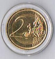 Foto 2 Deutschland 2 Euro Gedenkmünze '' 2008 '' '' Vergoldet '' ! !