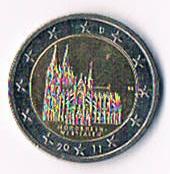 Deutschland 2 Euro Gedenkmünze '' 2011 '' Nordrhein - Westfalen !