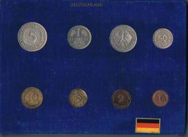 Deutschland '' DM '' Kursmünzensatz 1 PF - 5 DM ! !