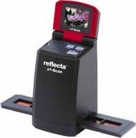Dia-Scanner - Reflecta X3 - wie neu - 1800dpi - 1sec / Bild
