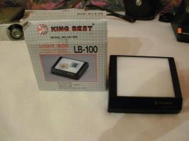 Diabetrachter - Light Box LB - 100