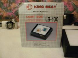 Foto 2 Diabetrachter - Light Box LB - 100
