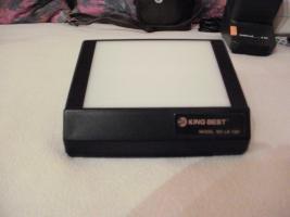 Foto 3 Diabetrachter - Light Box LB - 100