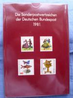Foto 2 Die Postwertzeichen der Bundesrepublik Deutschland von 1980 -1989