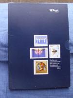Foto 5 Die Postwertzeichen der Bundesrepublik Deutschland von 1980 -1989