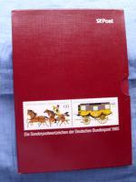 Foto 6 Die Postwertzeichen der Bundesrepublik Deutschland von 1980 -1989