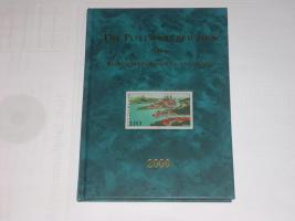 Die Postwertzeichen der Bundesrepublik Deutschland 2000