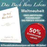 Foto 4 Die Sensation - Weltexklusiv - jetzt in Deutsch - The Book of your life - Limitierte GOLD EDITION