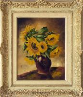 Foto 2 Die berühmten Sonnenblumen........