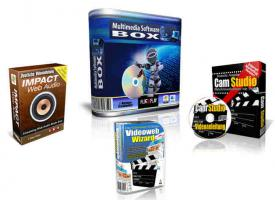 Die ultimative Multimedia Software Box