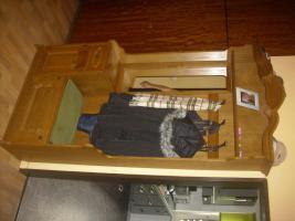 Foto 3 Diele und Schuhschrank Eiche rustikal