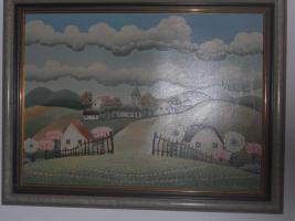 Dietz-Replikat ''Sonntagsblumen'' von Ivan Rabuzin 1975