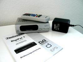 DigiPal 1 DVB-T Receiver vom TechniSat