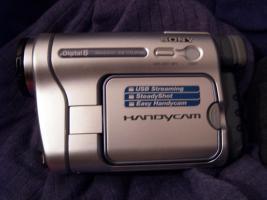 Digital 8 Handy Cam