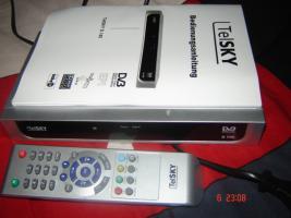 Foto 2 Digital Sat-Reciever. Von Tel-Sky