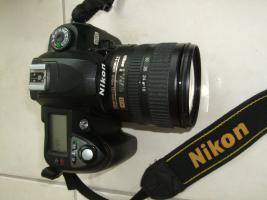 Foto 2 Digitalcamera Nikon D 70