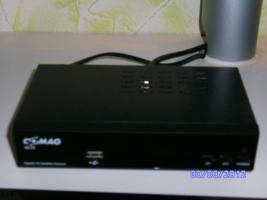 Digitaler HD Satelliten-Reciver von COMAG mit 20 Monaten Garantie