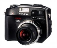 Digitalkamera 5.1 Megapixel