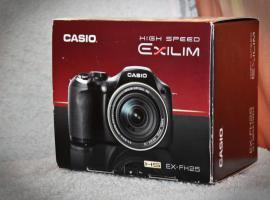 Foto 4 Digitalkamera Casio EX FH-25 + Zubehör / Rechnung / 1 Jahr Garantie / OVP