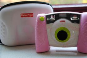 Digitalkamera f�r Kinder von Fisherprice