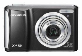 Digitalkamera Olympus X-43